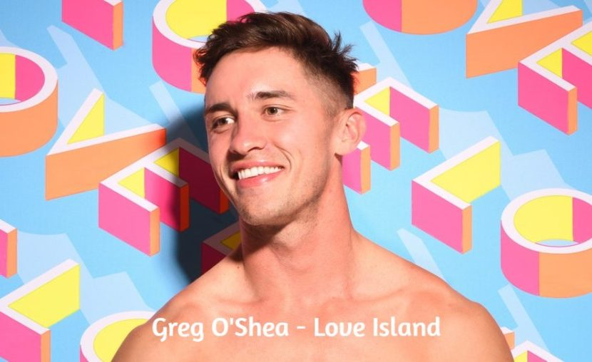 Mummy Bootcamp Instructor Greg O'Shea on Love Island