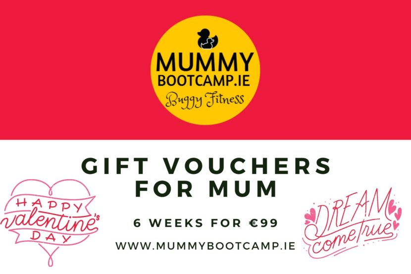 mummy bootcamp gift voucher