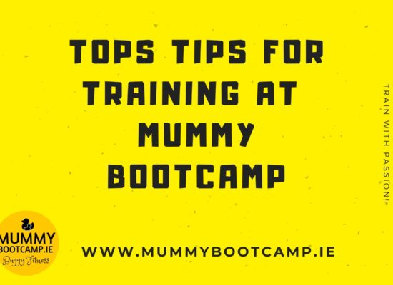 top tips for training outdoors